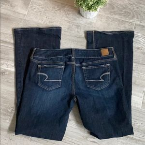AE Stretch Artist Jeans, Size 14 Long